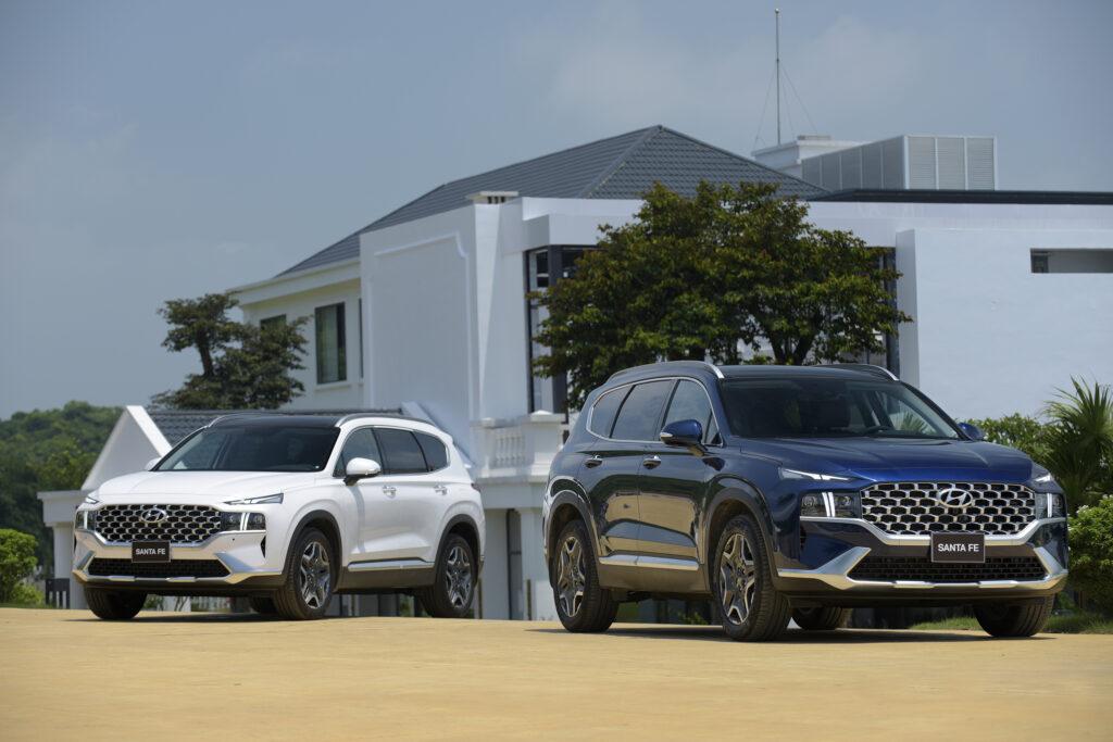 Hyundai Santa Fe 2021 4